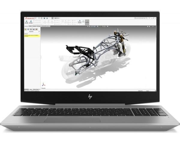HP ZBook 15v G5,i7-8750H,8GB DDR4,256GB SATA